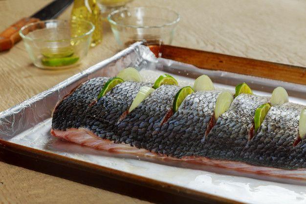 Receta de pescado marinado