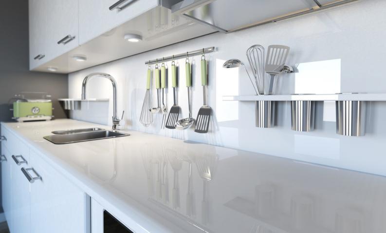 Consejos para tener una cocina reluciente