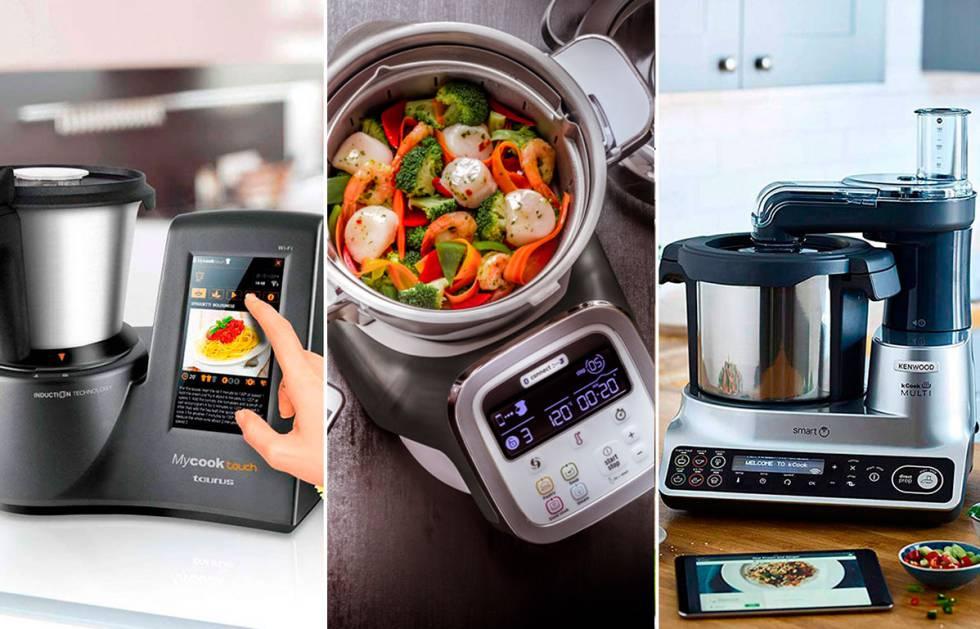 Principales ventajas de tener un robot de cocina