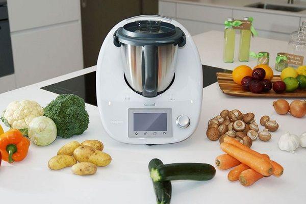Cuáles son los mejores robots de cocina
