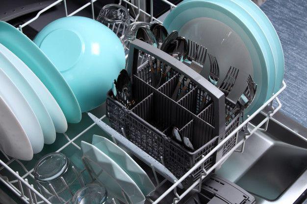 Cómo limpiar el lavavajillas