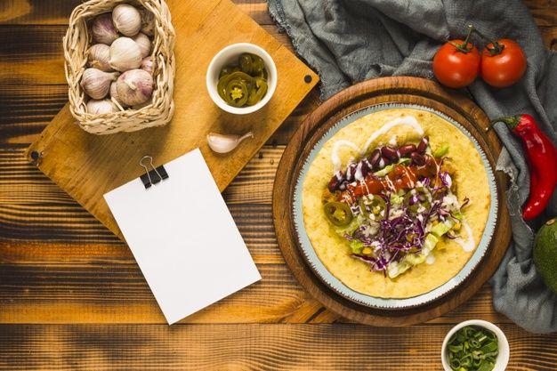 Recetas de comida mexicana deliciosas