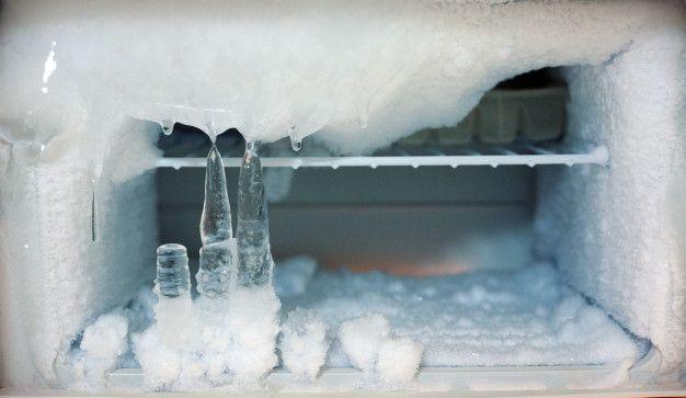 Cómo quitar la escarcha del congelador
