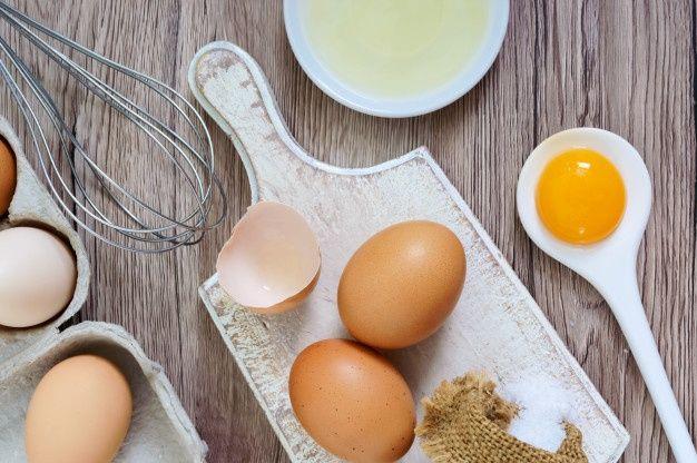 Cómo aprovechar las claras de huevo